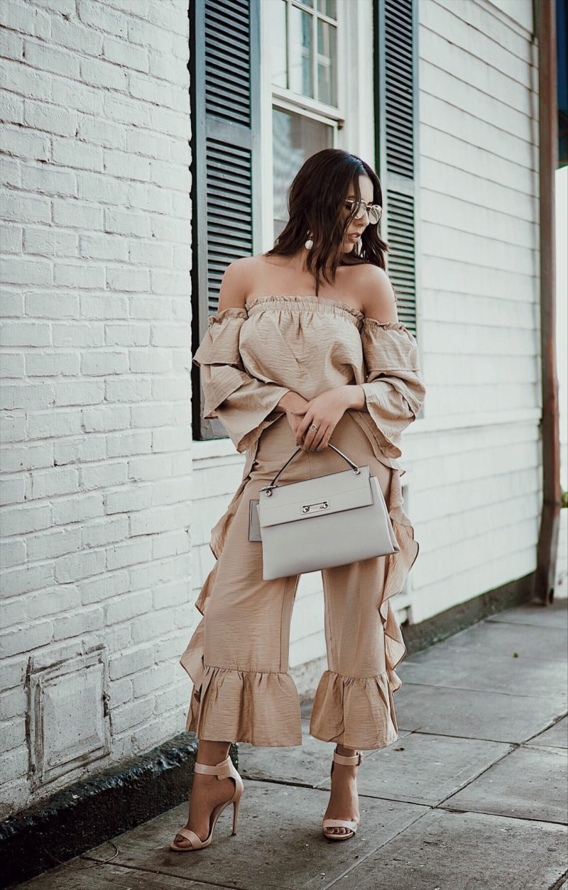 leather to lunch how to wear nude